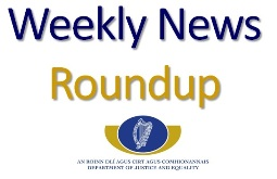 Weekly News Roundup logo